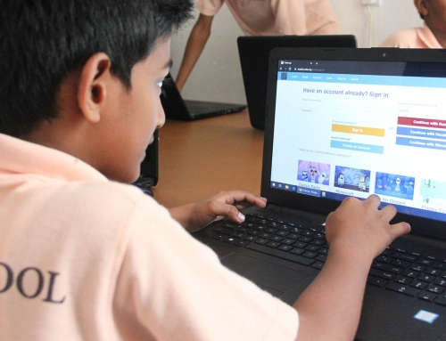 E-LEARNING IN AN ALTERNATIVE EDUCATIONAL ENVIRONMENT